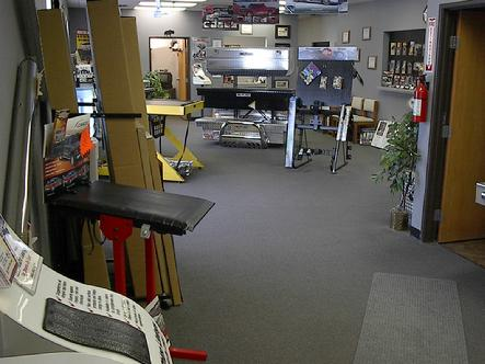 Rhino Linings of Flatirons Showroom